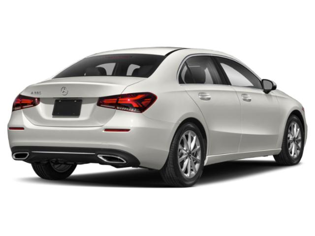 2020 Mercedes-Benz A-Class Base Price A 220 4MATIC Sedan Pricing side rear view