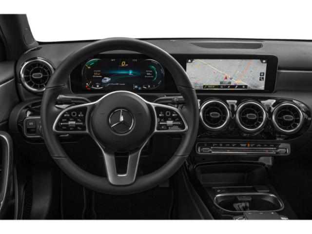 2020 Mercedes-Benz A-Class Base Price A 220 4MATIC Sedan Pricing driver's dashboard