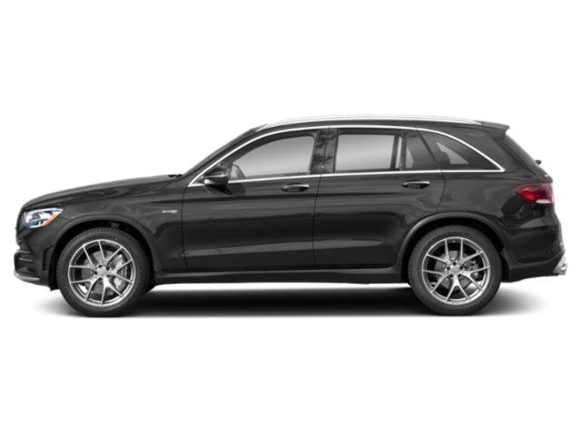 2020 Mercedes-Benz GLC Base Price AMG GLC 43 4MATIC SUV Pricing side view