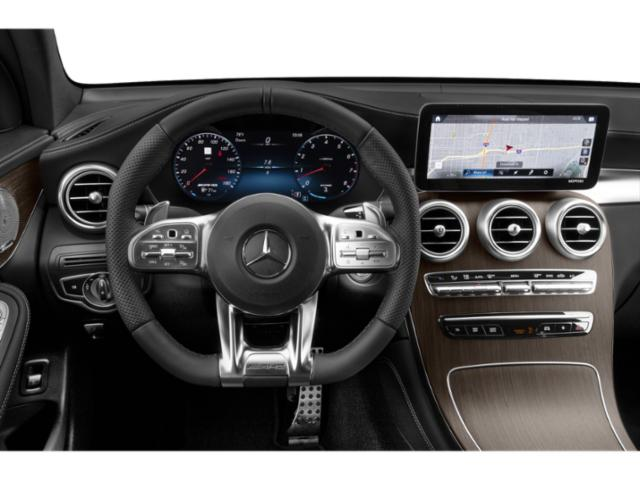 2020 Mercedes-Benz GLC Base Price AMG GLC 43 4MATIC Coupe Pricing driver's dashboard
