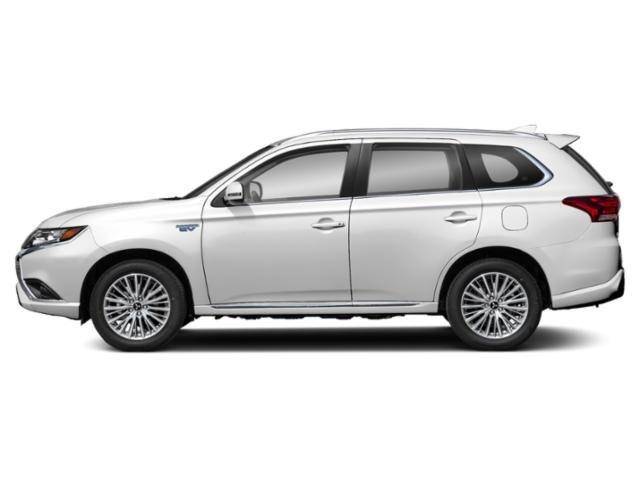 2020 Mitsubishi Outlander PHEV Pictures Outlander PHEV SEL S-AWC photos side view