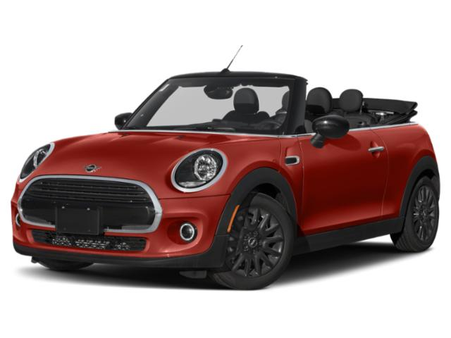 2020 MINI Convertible Base Price Cooper FWD Pricing side front view