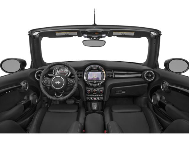2020 MINI Convertible Base Price Cooper FWD Pricing full dashboard