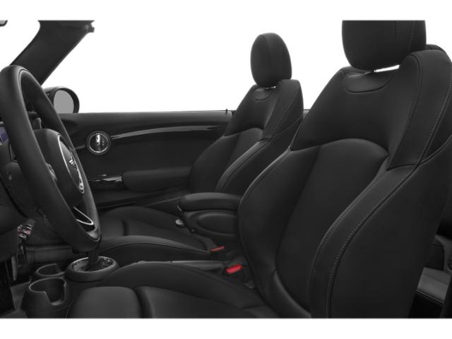 2020 MINI Convertible Base Price Cooper FWD Pricing front seat interior