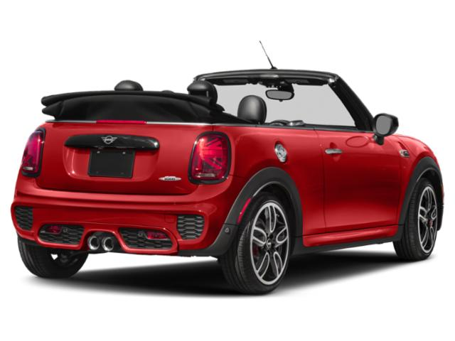 2020 MINI Convertible Base Price Cooper FWD Pricing side rear view
