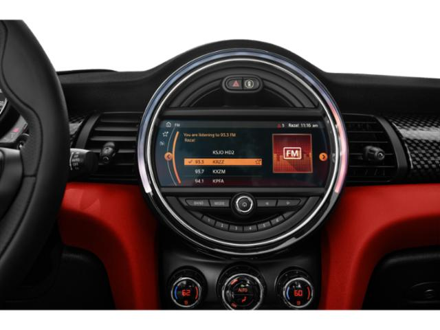 2020 MINI Convertible Base Price Cooper FWD Pricing stereo system