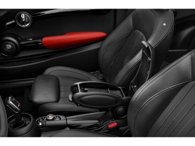 2020 MINI Convertible Base Price Cooper FWD Pricing center storage console