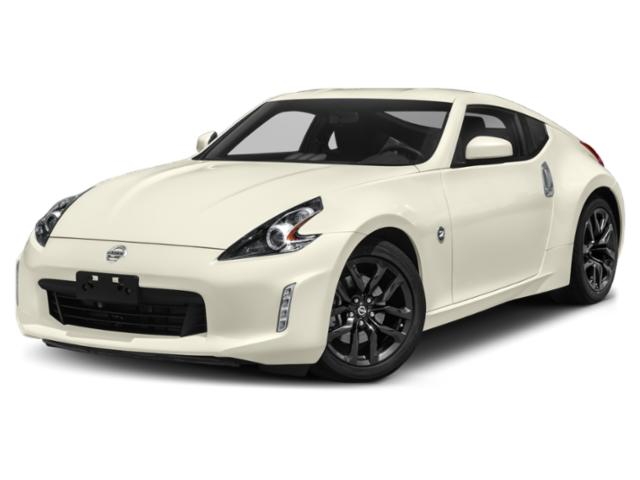 2020 Nissan 370Z Coupe Base Price Sport Auto Pricing side front view