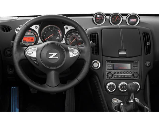 2020 Nissan 370Z Coupe Base Price Sport Auto Pricing driver's dashboard