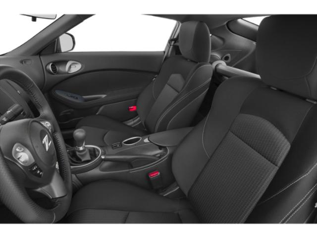 2020 Nissan 370Z Coupe Base Price Sport Auto Pricing front seat interior