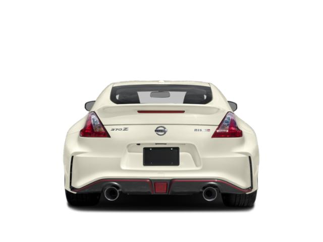 2020 Nissan 370Z Coupe Base Price Sport Auto Pricing rear view