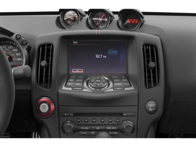 2020 Nissan 370Z Coupe Base Price Sport Auto Pricing stereo system