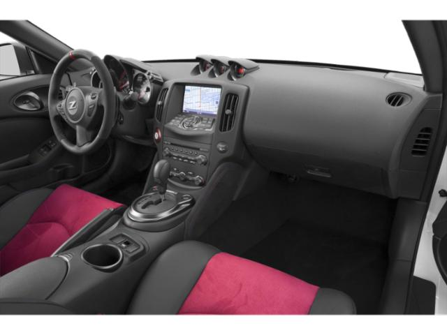 2020 Nissan 370Z Coupe Base Price Sport Auto Pricing passenger's dashboard