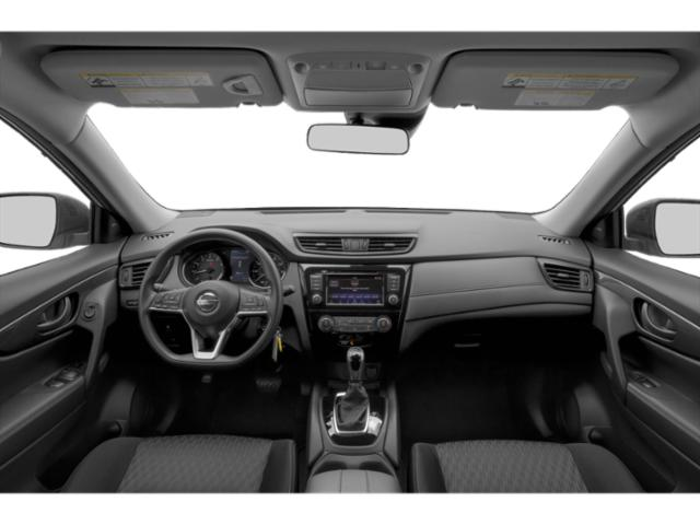2020 Nissan Rogue Base Price AWD S Pricing full dashboard
