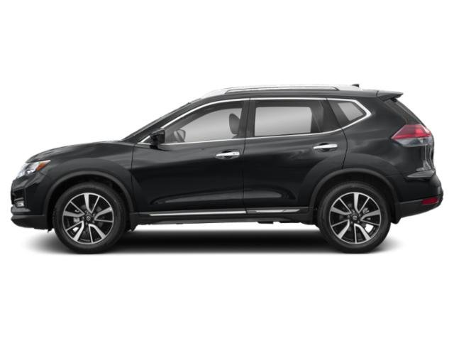 2020 Nissan Rogue Base Price AWD S Pricing side view