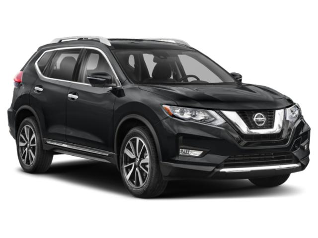 2020 Nissan Rogue Base Price AWD S Pricing side front view