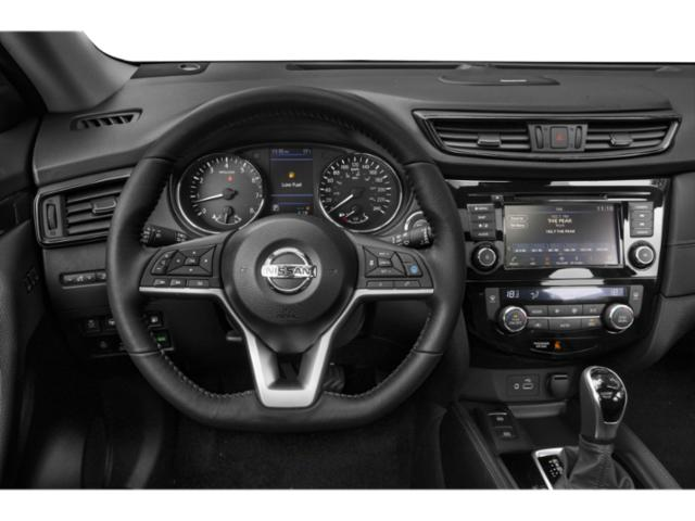 2020 Nissan Rogue Base Price AWD S Pricing driver's dashboard