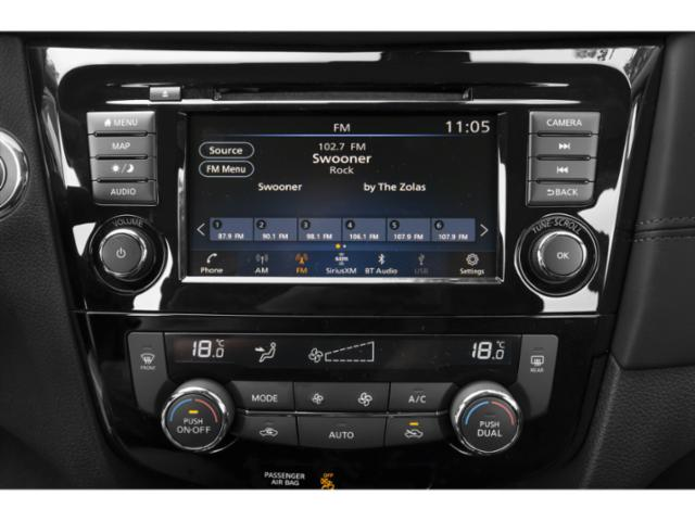 2020 Nissan Rogue Base Price AWD S Pricing stereo system