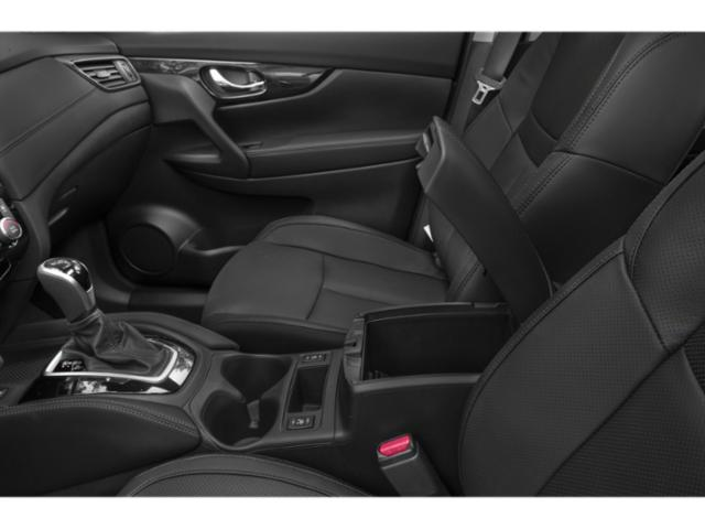 2020 Nissan Rogue Base Price AWD S Pricing center storage console