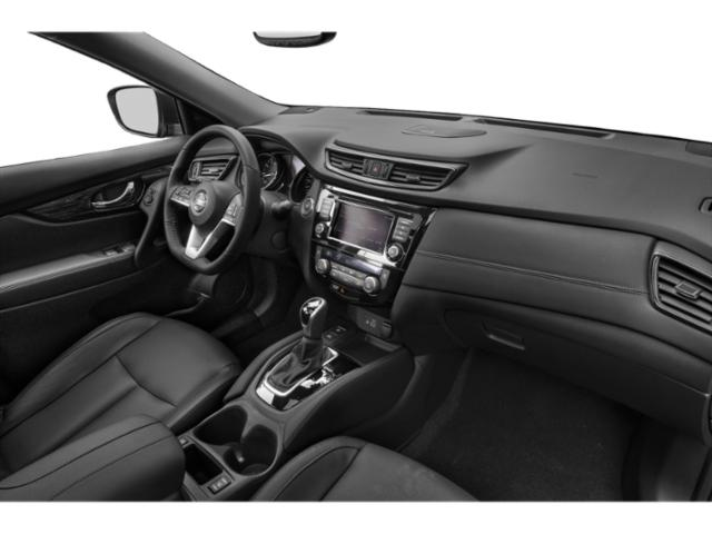 2020 Nissan Rogue Base Price AWD S Pricing passenger's dashboard