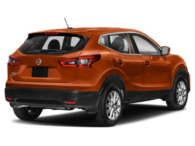 2020 Nissan Rogue Sport Base Price AWD S Pricing side rear view