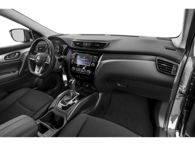 2020 Nissan Rogue Sport Base Price AWD S Pricing passenger's dashboard