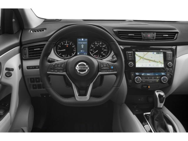 2020 Nissan Rogue Sport Base Price AWD S Pricing driver's dashboard