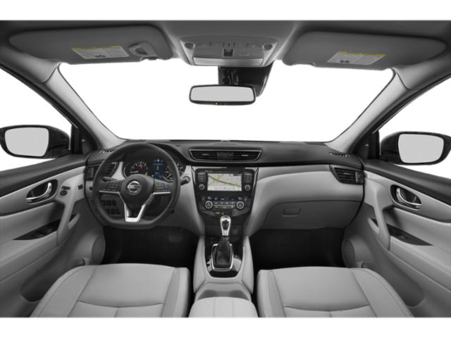 2020 Nissan Rogue Sport Base Price AWD S Pricing full dashboard