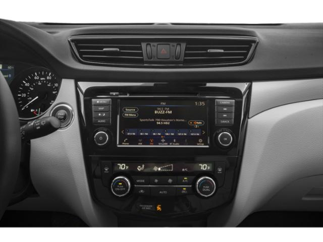 2020 Nissan Rogue Sport Base Price AWD S Pricing stereo system