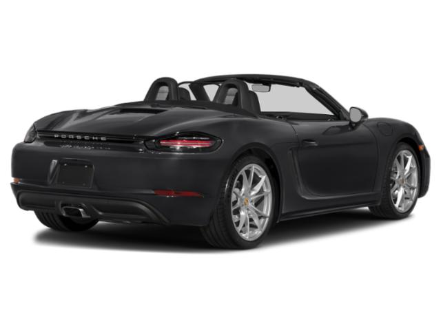 2020 Porsche 718 Boxster Base Price Roadster Pricing side rear view