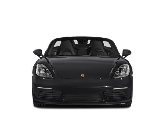 2020 Porsche 718 Boxster Base Price Roadster Pricing front view
