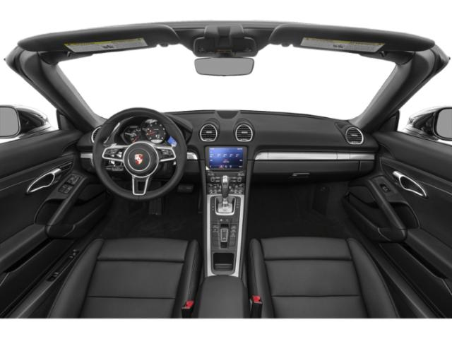 2020 Porsche 718 Boxster Base Price Roadster Pricing full dashboard
