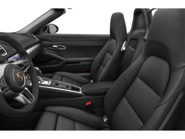 2020 Porsche 718 Boxster Base Price Roadster Pricing front seat interior