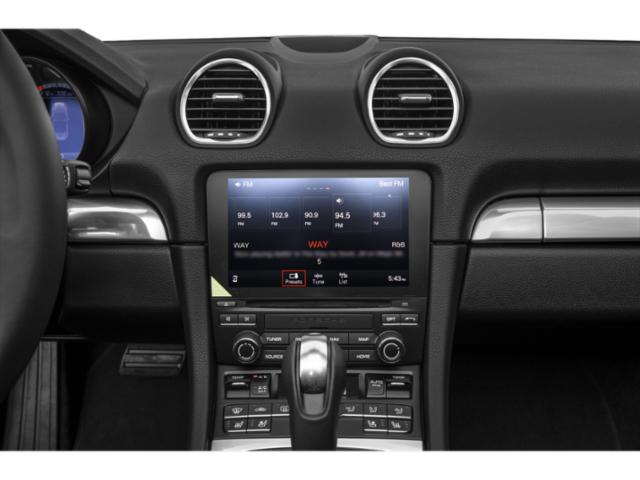 2020 Porsche 718 Boxster Base Price Roadster Pricing stereo system