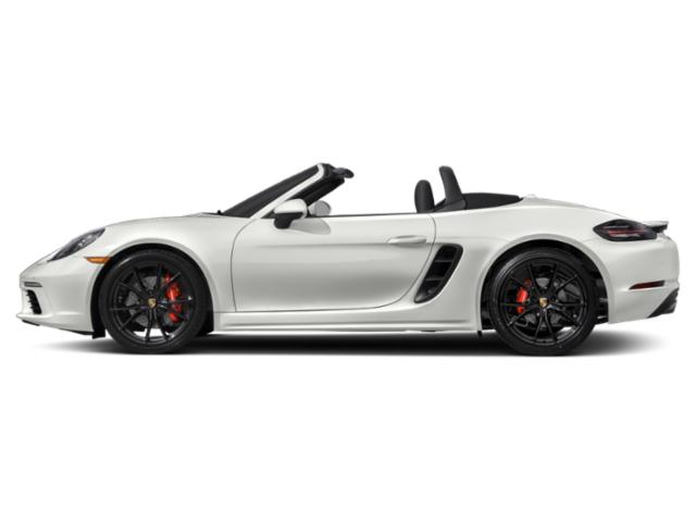 2020 Porsche 718 Boxster Base Price Roadster Pricing side view