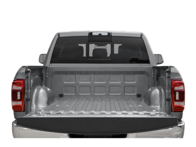 2020 Ram Truck 2500 Pictures 2500 Lone Star 4x4 Mega Cab 6'4 Box photos open trunk