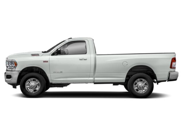 2020 Ram Truck 2500 Pictures 2500 Lone Star 4x4 Mega Cab 6'4 Box photos side view