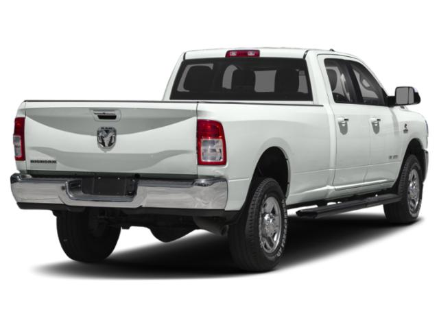 2020 Ram Truck 2500 Pictures 2500 Lone Star 4x4 Mega Cab 6'4 Box photos side rear view