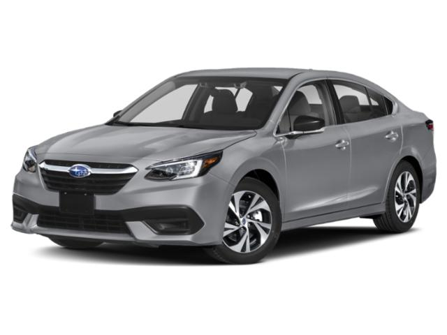 2020 Subaru Legacy Pictures Legacy CVT photos side front view