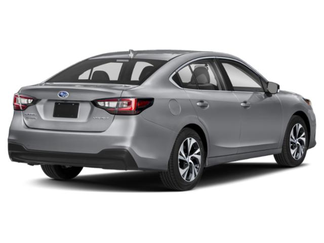 2020 Subaru Legacy Pictures Legacy CVT photos side rear view