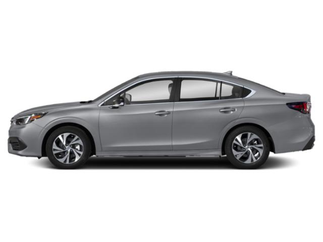 2020 Subaru Legacy Pictures Legacy CVT photos side view