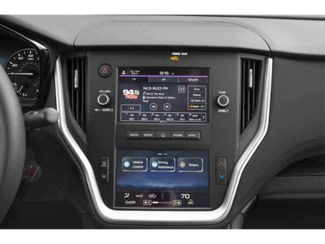 2020 Subaru Legacy Pictures Legacy CVT photos stereo system
