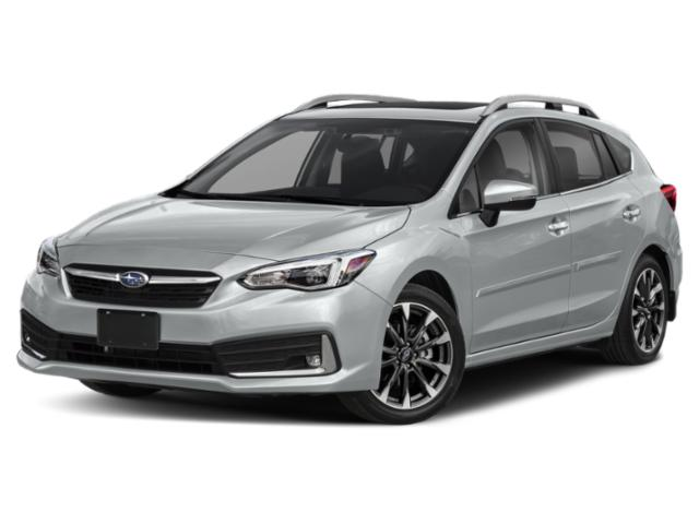 2020 Subaru Impreza Base Price Sport 4-door CVT Pricing side front view