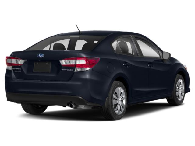 2020 Subaru Impreza Base Price Sport 4-door CVT Pricing side rear view