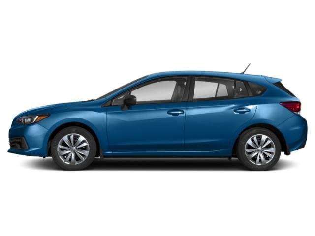 2020 Subaru Impreza Base Price Sport 4-door CVT Pricing side view