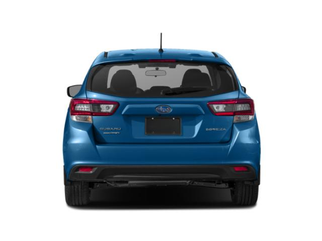 2020 Subaru Impreza Base Price Sport 4-door CVT Pricing rear view