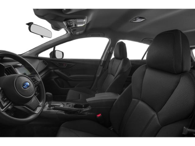 2020 Subaru Impreza Base Price Sport 4-door CVT Pricing front seat interior