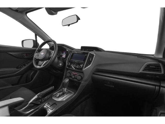 2020 Subaru Impreza Base Price Sport 4-door CVT Pricing passenger's dashboard
