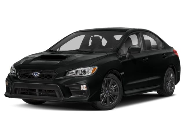 2020 Subaru WRX Base Price Limited CVT Pricing side front view