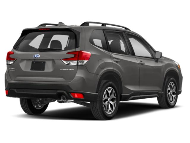 2020 Subaru Forester Base Price CVT Pricing side rear view